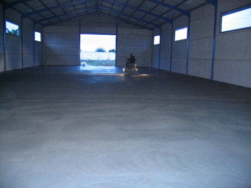 P gina web de p a f i s u r pavimentos industriales for Fratasado de hormigon